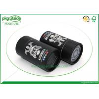 China Candle Cardboard Tube Packaging , Environmental Cardboard Cylinder Containers wholesale