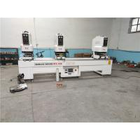 Buy cheap PC Control Seamless Welding UPVC Window Machine For PVC Window And Door Making from wholesalers