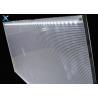 China PMMA Acrylic LGP LED Panel , Clear Acrylic Light Panel For Public Places wholesale