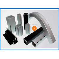 China Sinpower 6063-T5 Extruded Aluminum Square Tubing wholesale