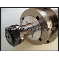 China Electric Water Cooling Air Bearing Spindle for Circular Carving / Drilling 10.5A 380V 5.5kw wholesale