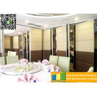 Aluminium Wall Divider Panels Decorative Wall Partition Temporary Room Dividers Manufactures