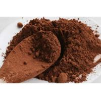 China Healthy Low Fat Cocoa Powder , Dark Dutch Process Cocoa Powder For Weight Loss wholesale