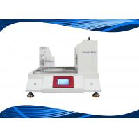 China ISO22609 ASTM F1862 Medical Face Mask Synthetic Blood Penetration Tester wholesale