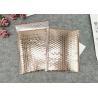 China Waterproof Metallic Foil  Bubble Package Envelope / Glamour Bubble Mailers Custom Logo wholesale