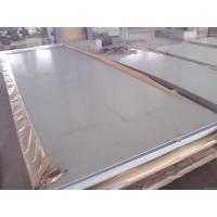 China 0.3mm-6mm 304 304L 430 Cold Rolled Stainless Steel Plate / Sheet ASTM AISI SUS EN on sale