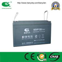 China Maintenance Free Sealed Lead Acid Battery 12V120ah with CE Approval wholesale