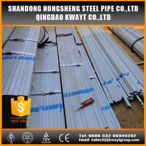 China Pre Galvanized Square tubing wholesale