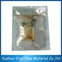 China Ziplock with printing anti static esd shielding bag with self-seals wholesale