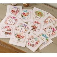 China Holiday Decoration Paper Greeting Cards , Valentine Halloween Greeting Cards wholesale