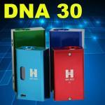 China 2014 Latest E Cigarette Hana DNA 30 Box Mod Clone Mechanical Mod huge Vapor wholesale