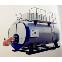 China Eco Friendly Oil Fired Combination Boiler Low Nox Emission Quick Loading wholesale