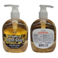 China 222ml Hand Soap/Vanilla Hand Wash/Antibacterial Liquid Soap wholesale