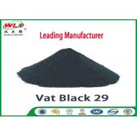 China High Stability Cotton Fabric Dye Permanent Vat Gray BG C I Vat Black 29 wholesale