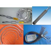 China Cable pulling Grips made by high grade galvanized steel wholesale