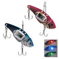 China UNDERWATER FLASHING FISHING LIGHTS fishing lures fly fishing led lure Mini LED Fishing wholesale