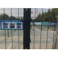 China 358 Prisons And Secure Hospitals Security Wire Mesh Fence Panels Durable Easily Assembled wholesale