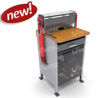 Buy cheap Durable Tabletop Heavy Duty Punching Machine With With Wire Closing System from wholesalers