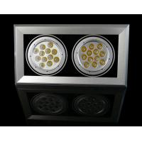 China 28W White Diffused PC lens Groups LED Bean Lamps with AC 100 - 240V 355 * 195 * 150mm wholesale