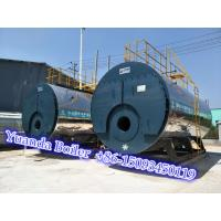 China China 150 bhp Oil Steam Boiler price wholesale