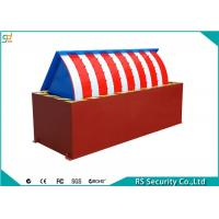 China Waterproof SUS304 Roadside Barriers For Parking Control System wholesale