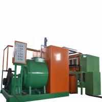 Quality Easy Operate Paper Pulp Molding Machine , Egg Packaging Box Maker for sale