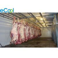 China 5000 Tons Large Industrial Cold Storage , Beef Processing Cold Storage Room wholesale