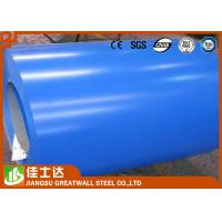 China Full Hard Cold Rolled Color Steel Coil For Metal Structure , Colour Coated Coils on sale
