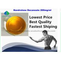 China Nandrolone  DECA Injectable Yellow Oil Liquid Anabolic  Drugs Durabolin 300mg/ml For Muscle Gain CAS 360-70-3 wholesale