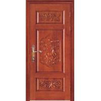 China Solid Wooden Composite Doors (pH-008) wholesale
