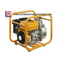 China Single Cylinder Forced Air Cooled 2Inch 5.5HP Diesel Engine Driven Water Pumps for Agriculture on sale