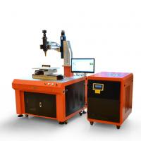 China Auto Portable Laser Welder Metal Welding And Fabrication Soldering Machine wholesale
