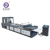 China PE Plastic film zip lock bag making machine 3300*1500*1900mm Dimension wholesale