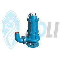China Portable Electric Sewage Pump , Submersible Drainage Pump For Waste Water wholesale