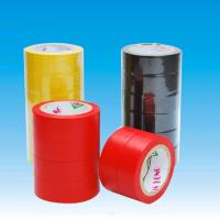 China colored rubber resin adhesive PVC Insulation Tape / electrical insulating tape wholesale