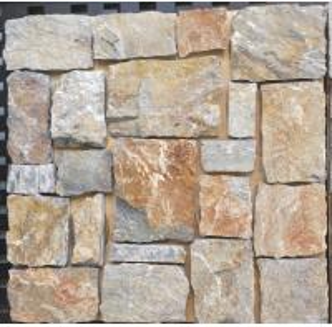 China New Oyster Quartzite Random Flagstone,Quartzite Irregular Flagstone,Crazy Stone,Landscaping Random Stone wholesale