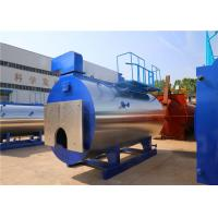 China 105% Thermal Efficiency Capacity 1 - 20 ton Industrial Condensing Gas Steam Boiler for cleaners production line wholesale