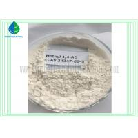China Methyl 1,4- AD Prohormones Muscle Building Steroids of Dianabol Anabolic Pharma , CAS 34347-66-5 wholesale