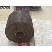 China 1.2 Mm Thick Waterproof Marine Tape , 50 Mm Wide anti corrosion pipe 10 M Long wholesale