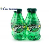 China Soda Water Carbonated Drink Filling Machine PET Bottle Durable 0.2L-2L wholesale