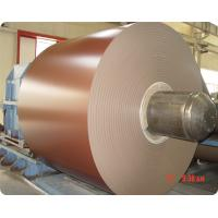 China Abrasion Resistance Pre Painted Aluminium Expoxy Paint Coated Plate wholesale