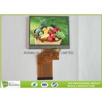 China 3.5 Inch TFT LCD Screen 320 * 240 High Brightness RGB Interface Compatible With LQ035NC211 wholesale