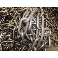 China self-colored carbon steel chain wholesale