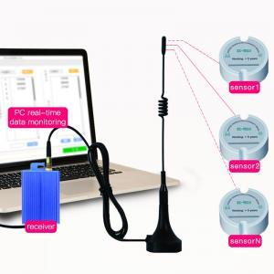 China Wireless Temperature and Moisture Sensor Remote Humidity Temperature Monitoring wholesale