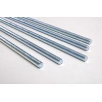 Buy cheap 1 Meter 3/8-16 Carbon Steel Zinc Plated Threaded Rod from wholesalers