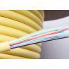 China Flexible Tight Buffer Fiber Optic Distribution Cable Multimode Indoor Orange Color wholesale