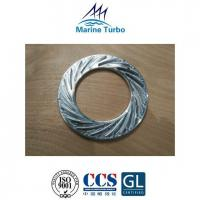 China T- MAN Marine Turbocharger Diffuser T- NR12/S Without Sand Blast In Radial Flow Turbine Type wholesale