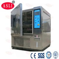 China 150L Temperature And Humidity Environmental Test Chambers For Quality Checking wholesale