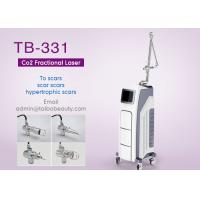 China 10600nm Co2 Fractional Laser Machine For Acne Scars , Vaginal Tightening Machine on sale