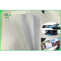 China Long Grain Wood Free Uncoated Offset Printing Paper With High Whiteness FSC wholesale
